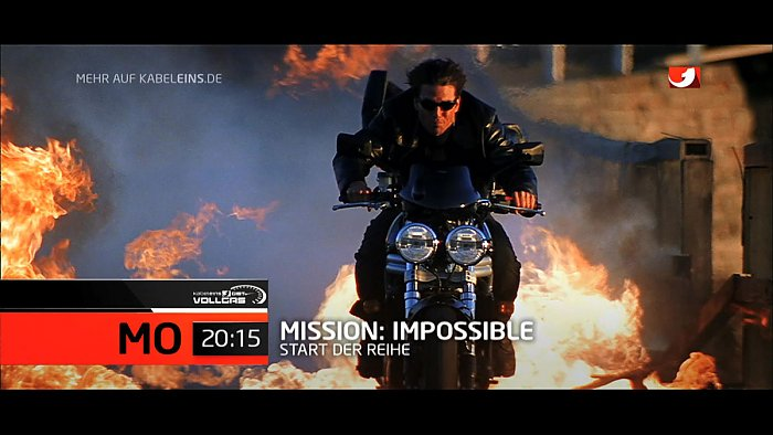 kabel eins: Mission Impossible Remixed