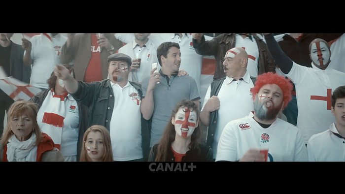 Dream On: Canal+ - Coupe du Monde de Rugby