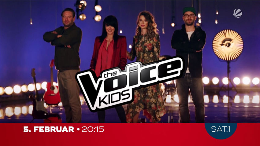 Sat.1: The Voice Kids