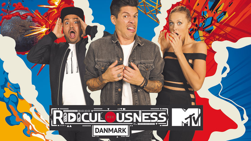 MTV: Ridiculousness Denmark – Host Spot
