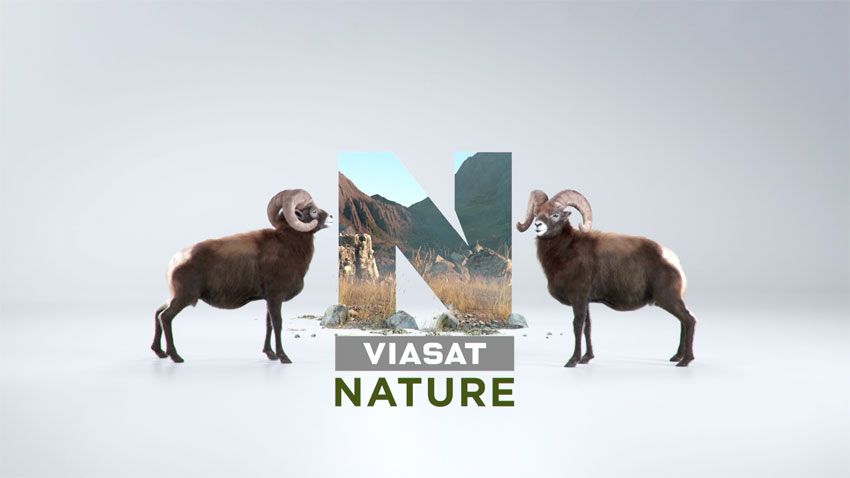 Viasat Nature: Idents