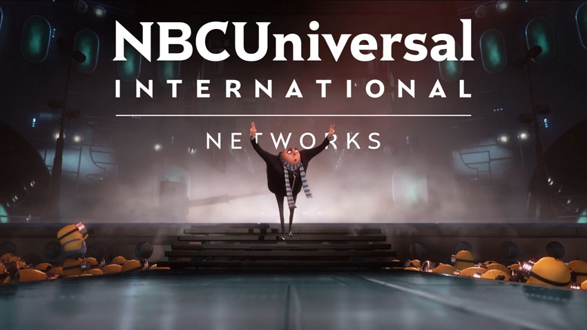 NBC Universal: Sales Reel 2017
