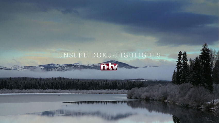 n-tv: Jahres-Doku Highlight-Trailer