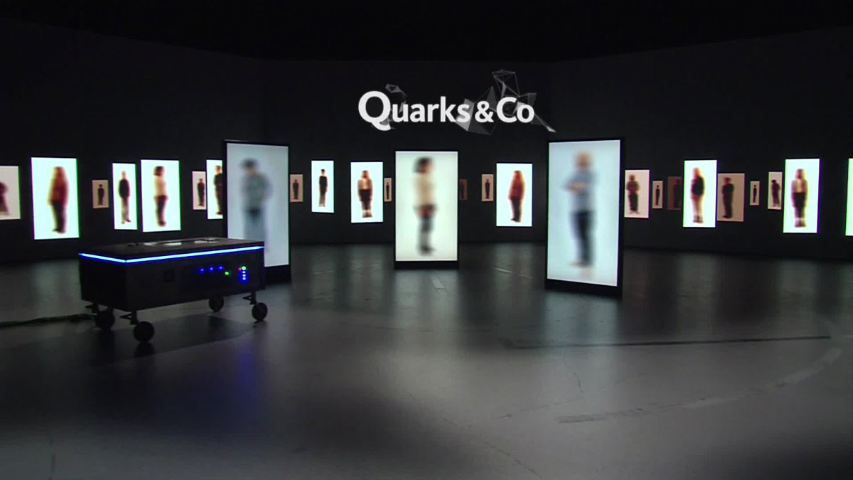 WDR: Quarks & Co