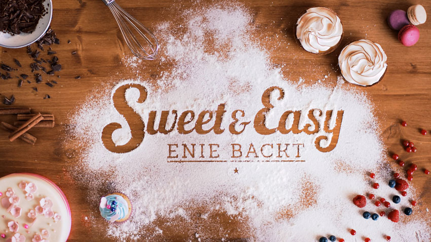 sixx: Sweet & Easy - Enie backt