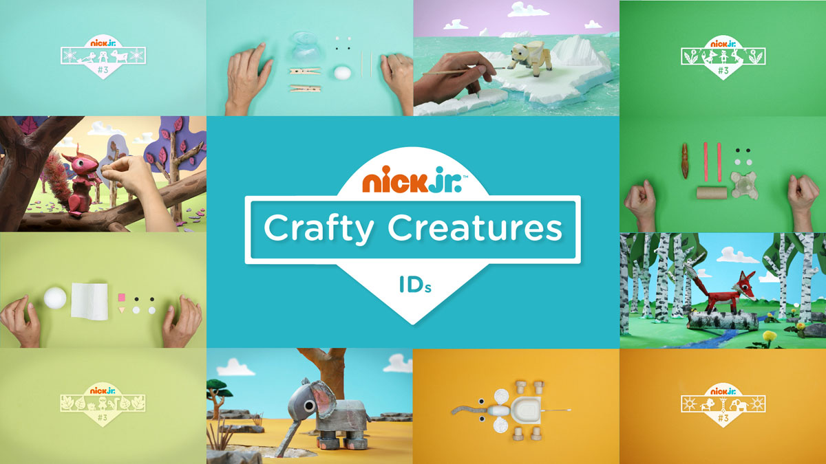 VIMN Germany: Nick Jr – Crafty Creatures