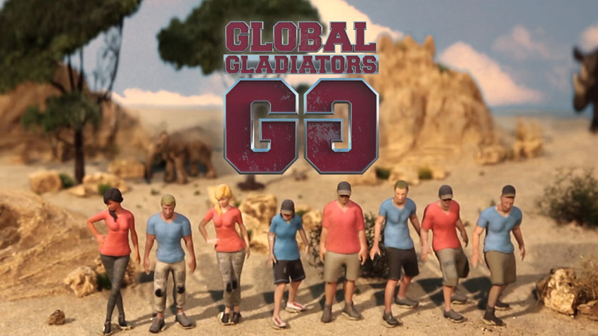 ProSieben: Global Gladiators
