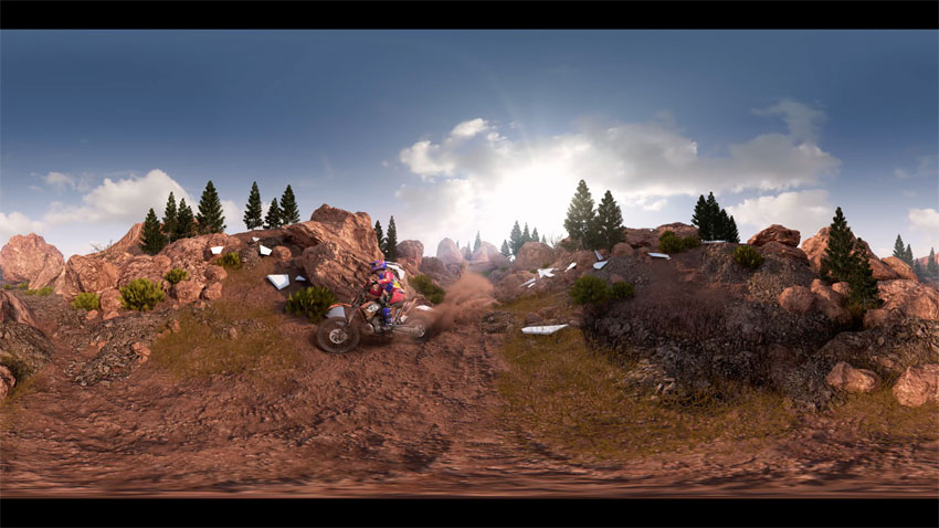 Red Bull TV: Hard Enduro VR