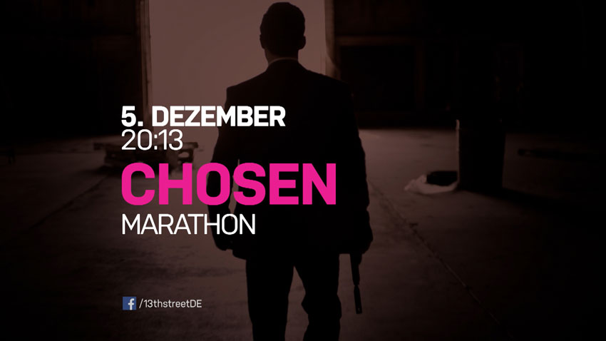 13th Street: Chosen Marathon