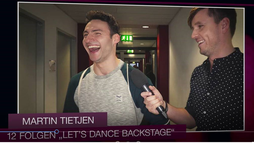 RTL: Let's Dance Backstage