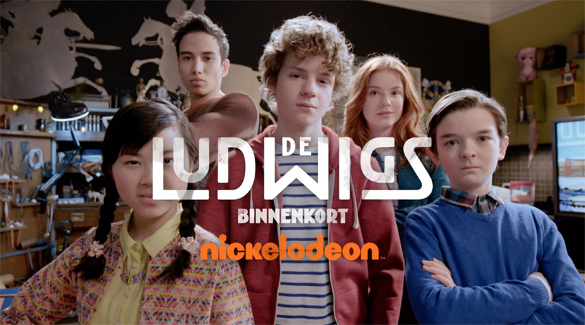 CapeRock: Nickelodeon - The Ludwigs