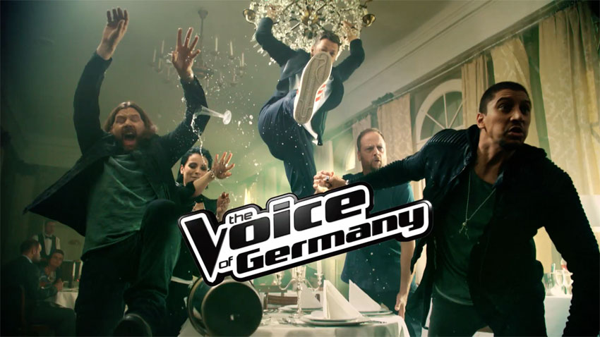 ProSieben: The Voice of Germany